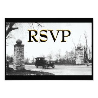 RSVP Roaring Twenties Party Invite