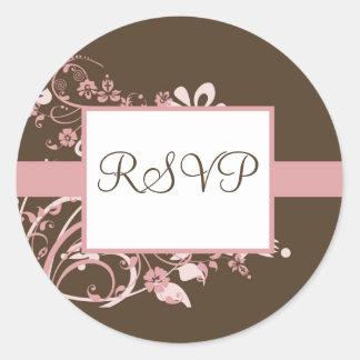 RSVP Stickers