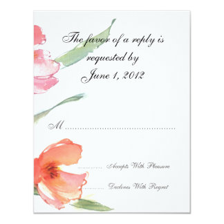 RSVP wedding cards and invitations