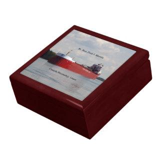 Rt Hon Paul J. Martin keepsake box