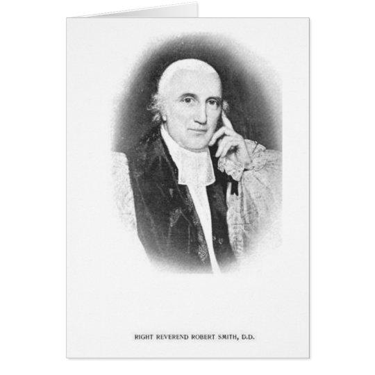 Rt. Rev. Robert Smith Card