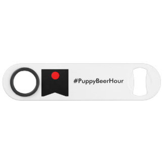 RTARL Official Puppy Beer Hour Bottle Opener