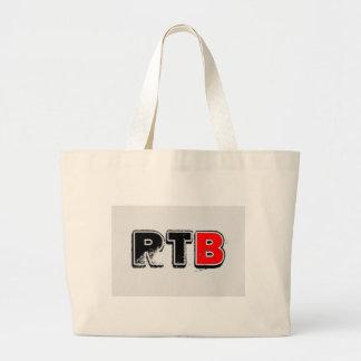 RTB Bold Logo RealTalkwithBrandon Bag