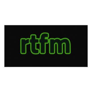 rtfm photo cards
