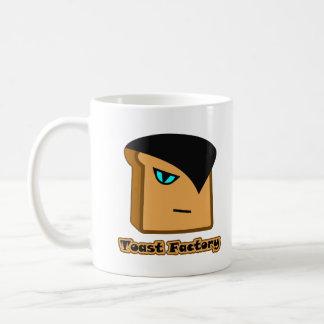 Ruan Toastie White Mug