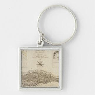 Ruatan or Rattan Key Ring