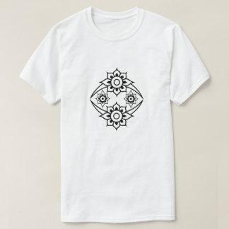 Rub el Hizb flower, white T-Shirt