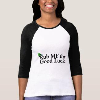 Rub Me For Good Luck Tees
