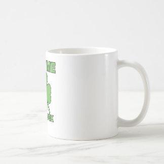 Rub Me For Luck png Coffee Mugs
