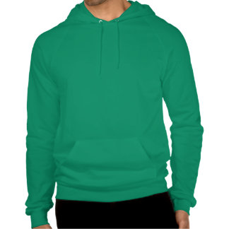 Rub me for Luck. St. Patrick's Day Hoodie