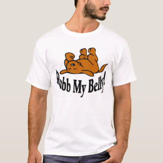 Rub My Belly Shirt