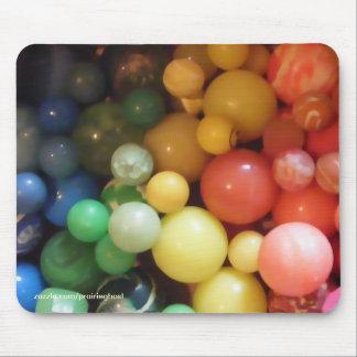 Rubber Balls Mousepad