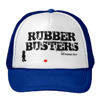 Rubber Busters Kickball Hat Hats