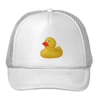 Rubber duck cute fun yellow hat, cap, gift idea cap