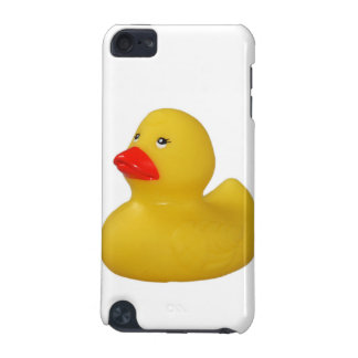 Rubber duck cute fun yellow ipod touch 4G case iPod Touch 5G Case