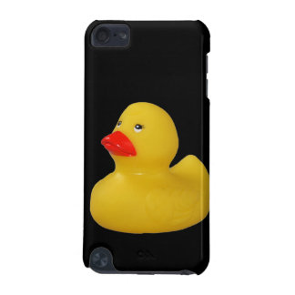 Rubber duck cute fun yellow ipod touch 4G case iPod Touch 5G Covers