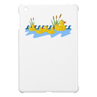 Rubber Duck Family Case For The iPad Mini