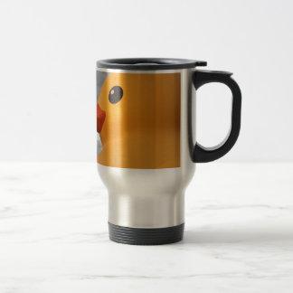 Rubber Duck 15 Oz Stainless Steel Travel Mug