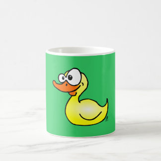 Rubber duck mug