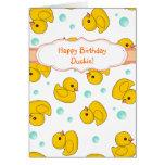 Rubber Duck Pattern
