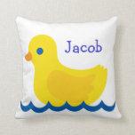 Rubber Duck Pillows
