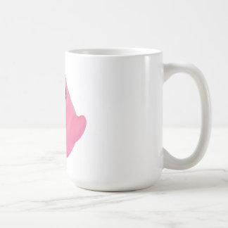 Rubber duck pink cute fun coffee, tea mug