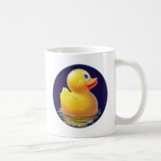 Rubber Duck s Vacation Coffee Mug