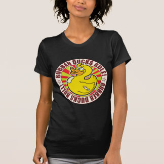 Rubber Duck T-shirts