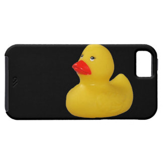 Rubber duck yellow cute iphone 5 case mate tough