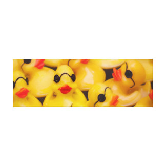 Rubber Duckie Canvas