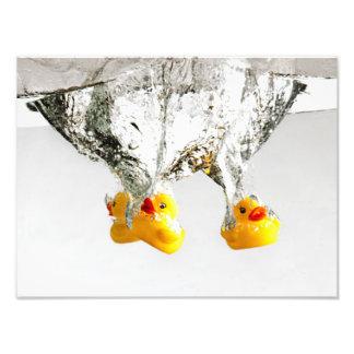 Rubber Ducks Art Photo