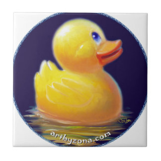Rubber Duck's Vacation Tile