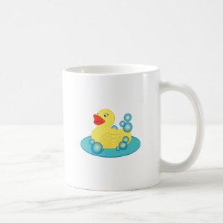 Rubber Ducky Coffee Mugs