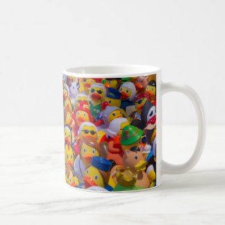 Rubber Ducky Parade Coffee Mug