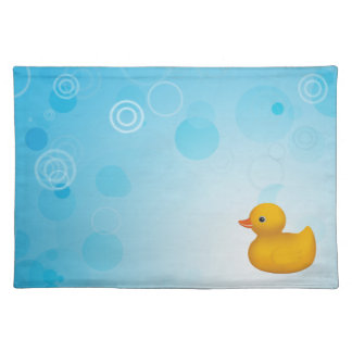 Rubber Ducky Placemat