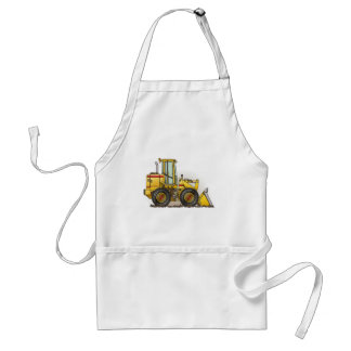 Rubber Tire Loader Construction Equipment Standard Apron