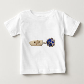 RubberBandBoatGlassFloat070911 Baby T-Shirt