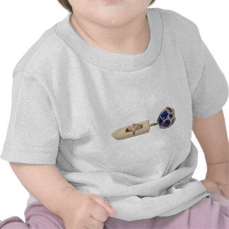RubberBandBoatGlassFloat070911 Tee Shirt