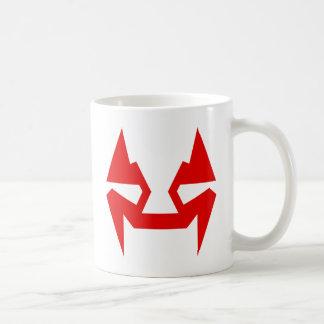 Rubbernorc Nogl (N.O.G.L.) symbol Basic White Mug