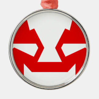 Rubbernorc Nogl (N.O.G.L.) symbol Christmas Ornament