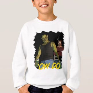 """Rubbernorc """"Ow Do"""" with Nogl and Chubb Sweatshirt"""