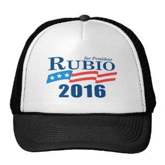 Rubio 2016 hat