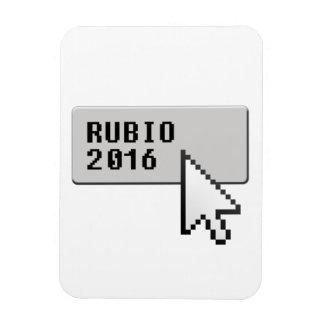 RUBIO 2016 CURSOR CLICK -.png Rectangular Photo Magnet
