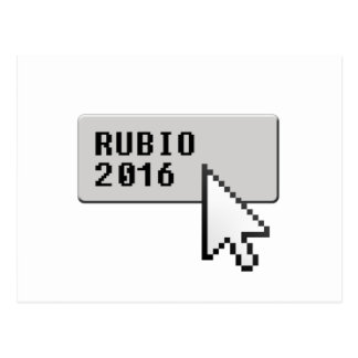 RUBIO 2016 CURSOR CLICK -.png Postcard