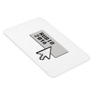 RUBIO 2016 CURSOR CLICK - png Vinyl Magnet