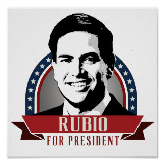 RUBIO 2016 SPANGLE -.png Poster