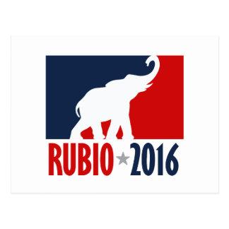RUBIO 2016 SPORTPRO -.png Postcard
