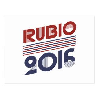 RUBIO 2016 VINTAGE STYLE -.png Postcard