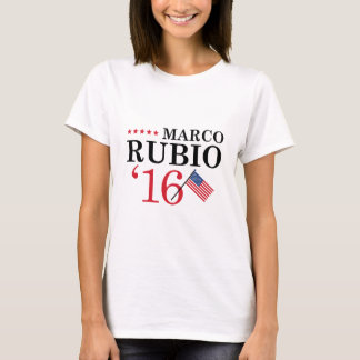 Rubio For President T-Shirt