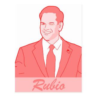 Rubio Postcard
